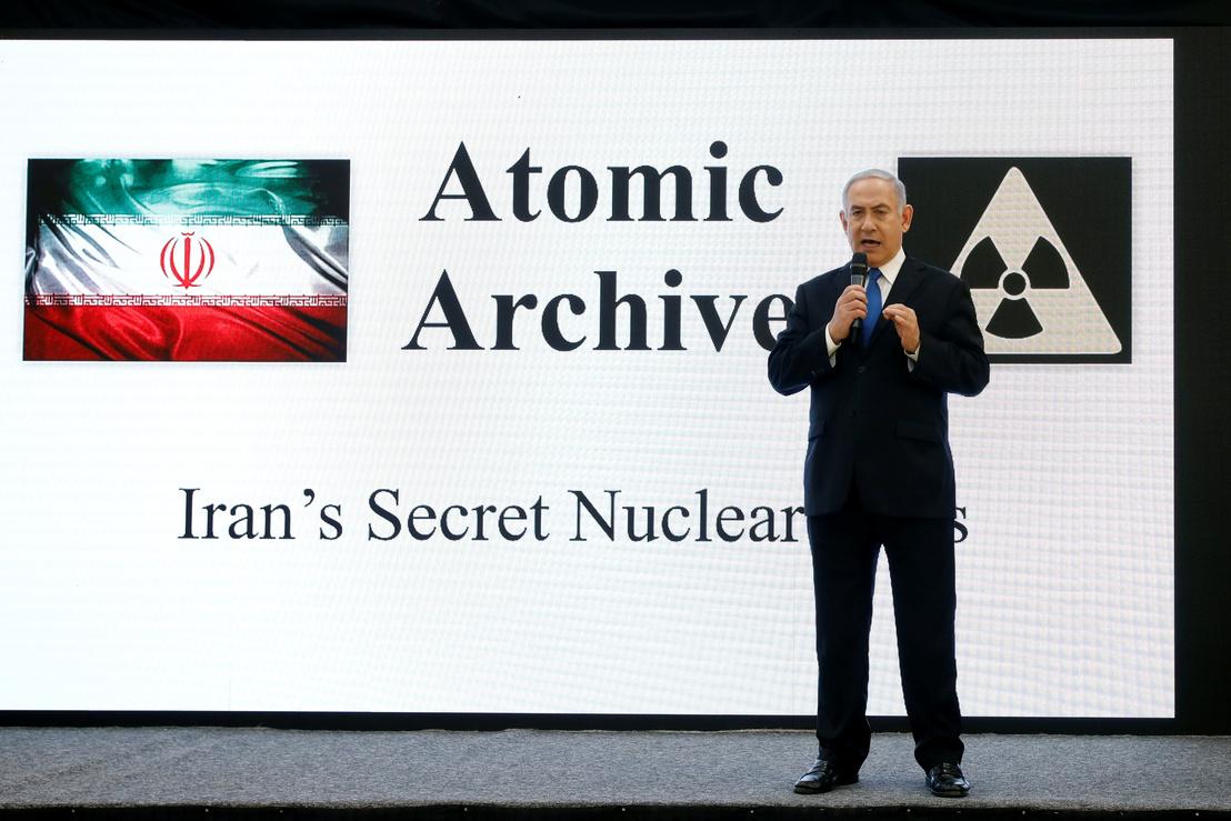"""Képtalálat a következőre: """"Irán hazudott az atomprogramjáról"""""""