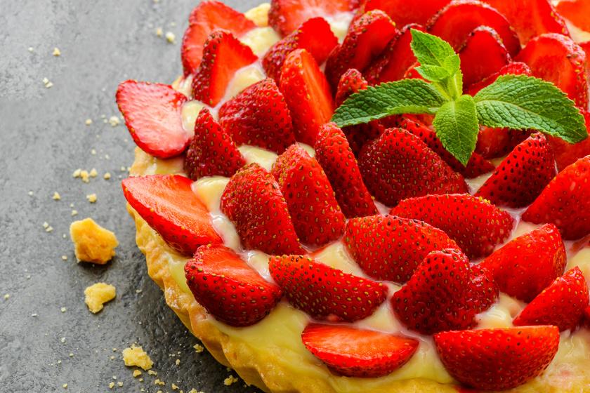 Krémes, epres pite: ezeket rontják el legtöbben a tészta készítésekor