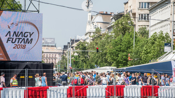 Kénköves pokol lesz Budapest belvárosában közlekedni