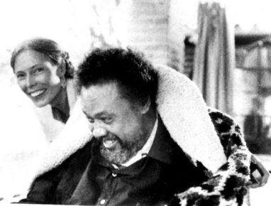 Joni Mitchell és Charles Mingus