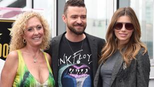 Justin Timberlake egy másik együttes pólójában ment az NSYNC-ünnepélyre