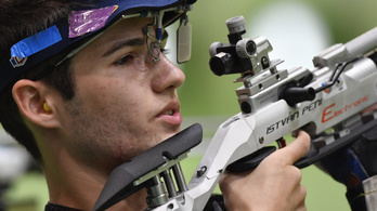Péni István két olimpiai számban vezeti a világranglistát