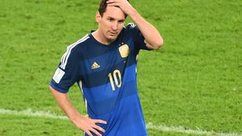 Máig kísérti Messit, amit kihagyott a vb-döntőben
