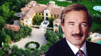 43 milliárd forintért árulja Beverly Hills-i villáját a magyar származású milliárdos