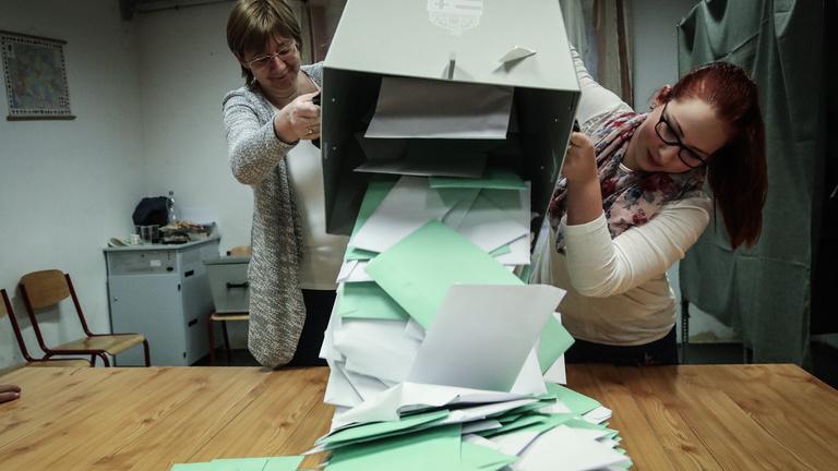 A Kúria két egyéni választókerületben is újraszámoltatta a szavazatokat