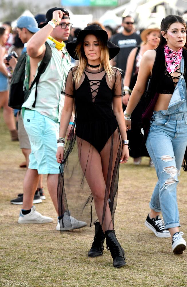 Íme a fesztiválszezon kis fekete ruhája!