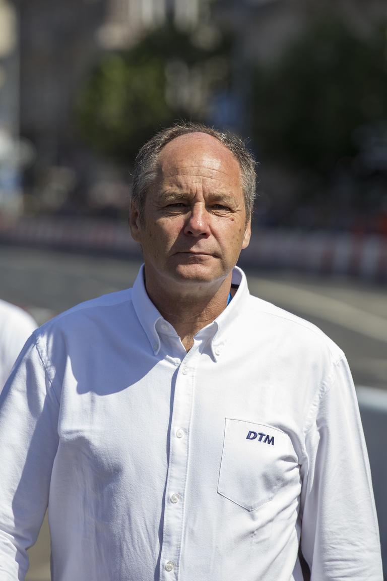 Gerhard Berger, ex-Forma-1 pilóta, a DTM jelenlegi főnöke minden alkalmat megragad, ha átruccanhat Budapestre. Számára nem volt kérdés, hogy idén is itt lesz-e, nem muszájból