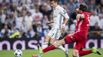 Real-Bayern 2-2, a spanyolok sorban harmadszor BL-döntősek