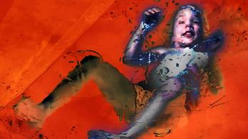 Buborékban vergődő gyerekek a horrormajálison