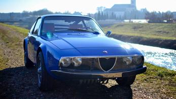 Balatonfüred Concours d'Élegance, 2018, Alfa Romeo 1600 Junior Zagato – 1974.