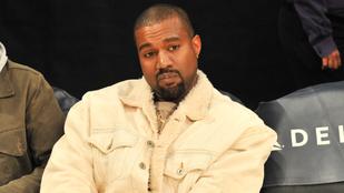 Gáz van Kanye West gyógyszerelésével