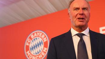 Rummenigge szerint még nem a Leipzig a második számú német csapat