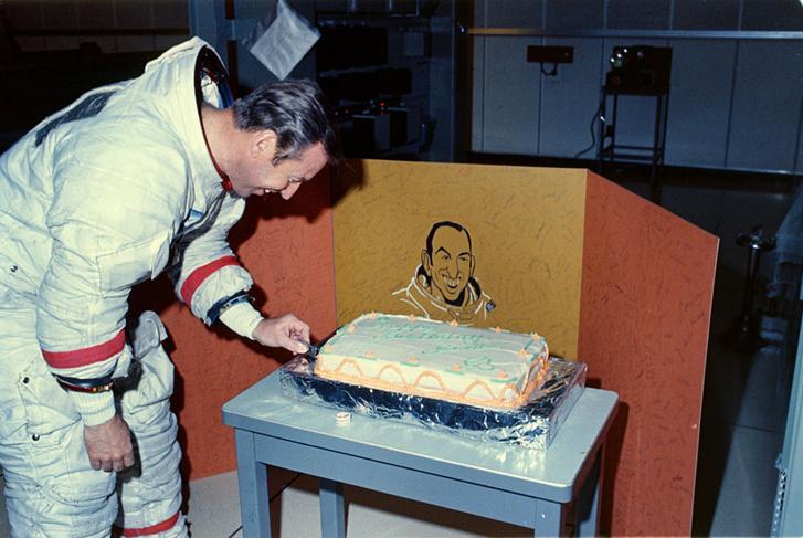 Lovell és a torta