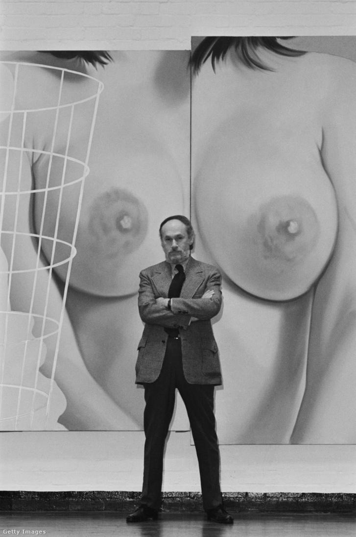 Art Paul 1971-ben