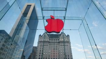 Annyi pénze van az Apple-nek, hogy nem tud mit csinálni vele