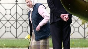 II. Erzsébet az átlagos nagymama mintaképe, egy apróságot leszámítva