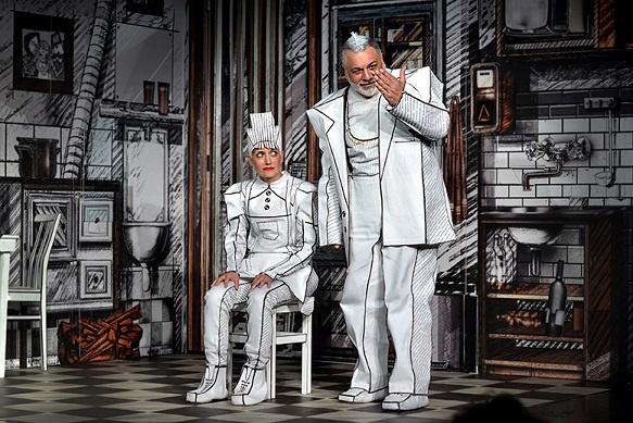 Karaván Színház-Pinceszínház: Prah