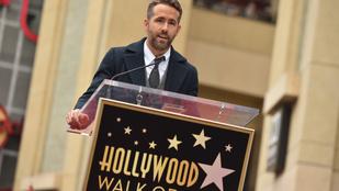 Ryan Reynolds zseniálisan reagált arra, hogy a felesége kikövette őt az Instán