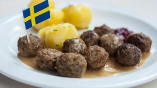 Bevallották a svédek, hogy nem is svéd a nemzeti ételük