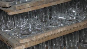 Üveggyárban pusztított öt salgótarjáni gyerek