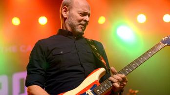Az MC5 alapító Wayne Kramer a Soundgarden gitárosával érkezik Budapestre