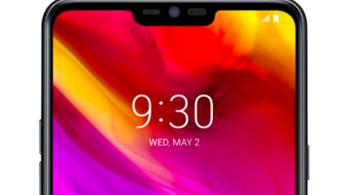 Bevágódott az LG G7 ThinQ