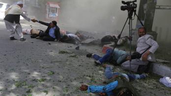 Megjósolta saját halálát a hétfőn meghalt afgán fotóriporter