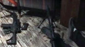 Testkamerák felvételeit tették közzé a Las Vegas-i mészárlásról