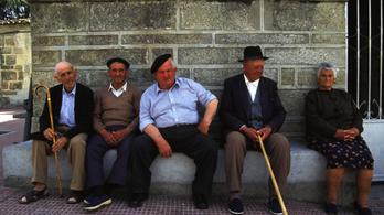 A Google adójából élnének jobban a spanyol nyugdíjasok