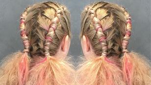 Ez a hajfonat az új dili. Mutatjuk, hogyan csináld!