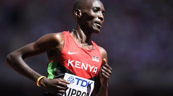 Olimpiai- és háromszoros világbajnok futót kaphattak el doppinggal
