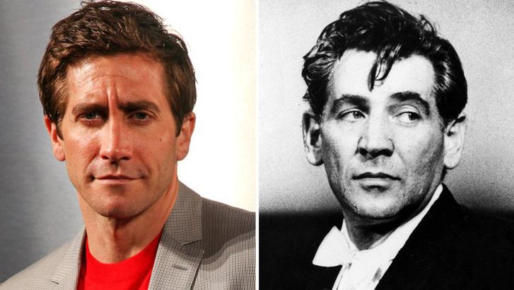 Jake Gyllenhaal és Leonard Bernstein