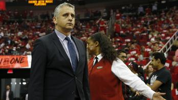 Európai vezetőedző az NBA-ben, ilyen még sose volt