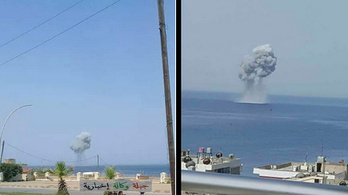 Madár miatt zuhant a tengerbe egy orosz vadászgép