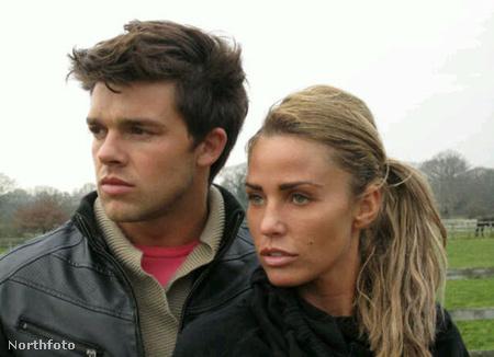 Katie Price és Leandro Penna