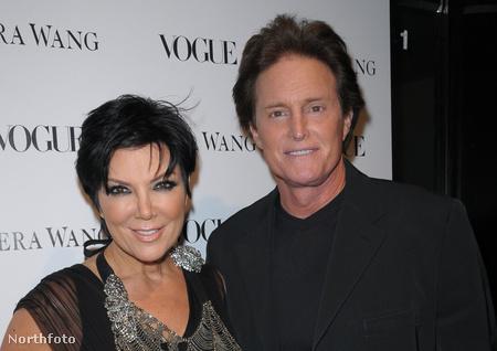 Kris és Bruce Jenner