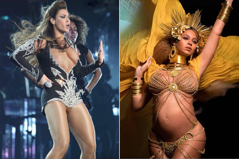 A 36 éves Beyoncé nem veti meg a szexiskedést, ennek eredménye most egy erős villantás lett.