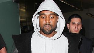 Kanye West csak jót akart, de ez se sült el valami jól