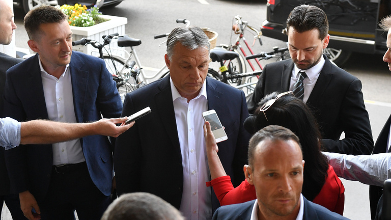 Orbán alkotmánymódosítással kezdi az új ciklust