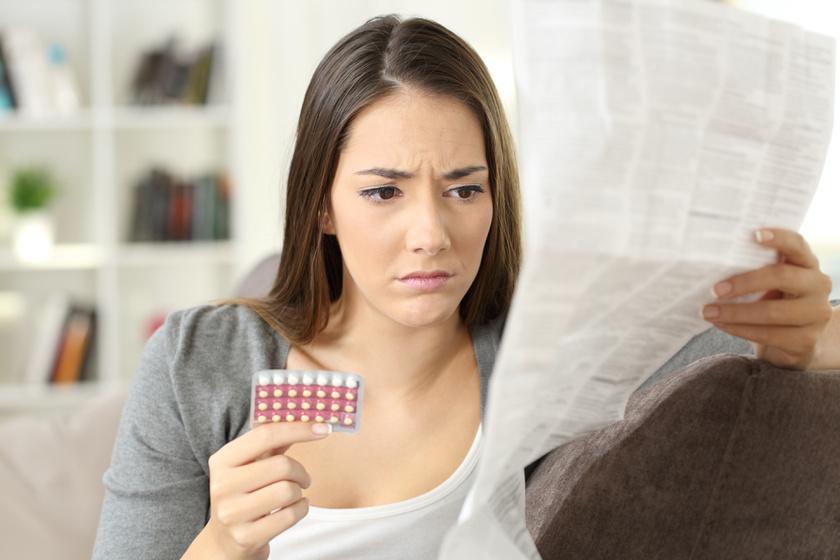 Fogamzásgátló és stressz is okozhatja: 8 jel, ami hormonzavarra utalhat