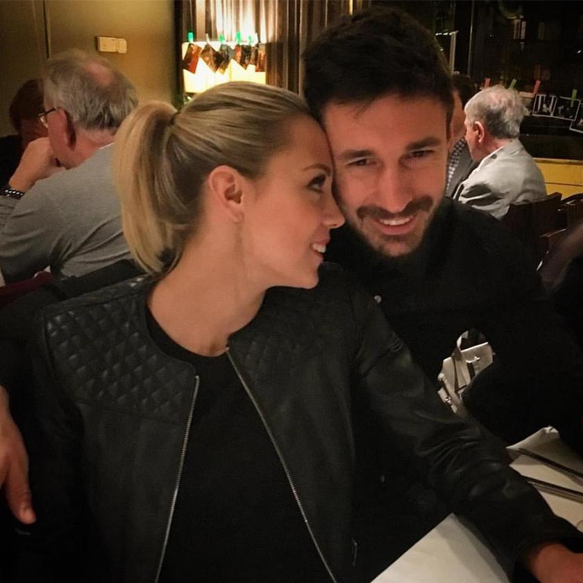 Kiss Ramóna és Lékai Máté 2017 eleje óta alkotnak egy párt - nagyon szerelmesek egymásba.