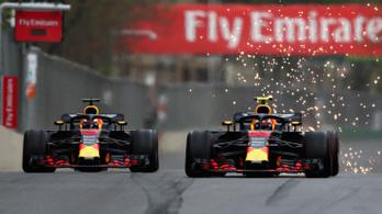 Hamilton megkövetve, Ricciardo begőzölt