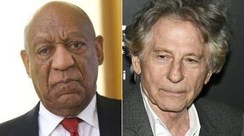 Bill Cosbyt és Roman Polanskit is kirúgta az amerikai filmakadémia
