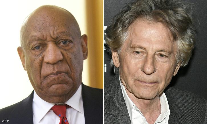 Bill Cosby és Roman Polanski