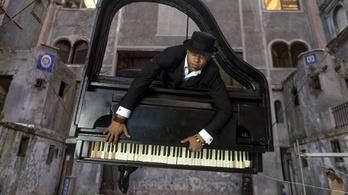 Kubai karneváljazzt hoz nekünk a Buena Vista zongoristája