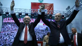 Muharrem Incét indítja a török ellenzék Erdogan ellen