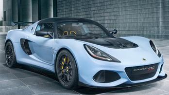 Ennél most nincs gyorsabb utcai Lotus