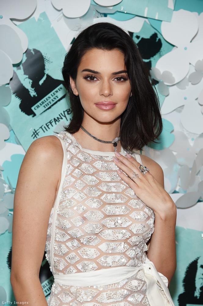Sajnos rossz helyen takargatja magát a kezével Kendall Jenner, de most már mindegy, több fotónk nincs róla, mutatjuk, hogy mennyi másik nő vett még részt ezen az eseményen, és mindegyiküknek sikerült textillel elfedni valamennyi mellbimbóját.