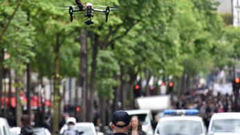 Drónokat küldtek a rosszfiúk az FBI-ra, hogy ne sikerüljön a túszszabadítás
