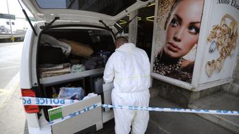 Kiraboltak egy ékszerboltot a Teve utcai rendőrpalota közelében